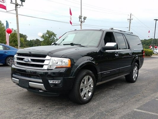 2016 Ford Expedition El >> 2016 Ford Expedition El Platinum